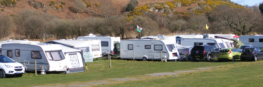 Header image Sunnyside Croft Touring and Camping Site Arisaig Morar